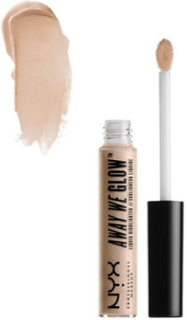 NYX Professional Makeup Away We Glow Liquid Highlighter Crystal Glare