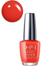 OPI Infinate Shine - Lisbon Collection A Red-vival City
