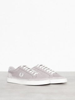 Fred Perry Deuce Canvas Sneakers & textilskor Silver