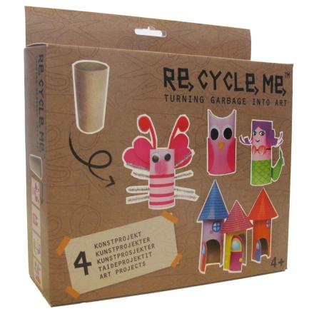 Re-Cycle-MeToilet Roll II