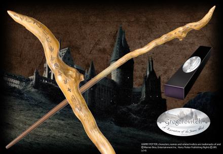 Harry Potter Wand - Gregorovitch