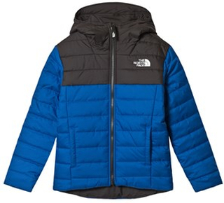 The North Face Blue & Navy Reversible Perrito Jacket S (7-8 years)