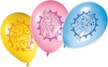Prinsess ballonger