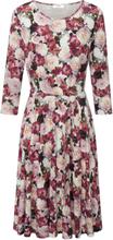 Jerseyklänning 3/4-ärm från mayfair by Peter Hahn mångfärgad