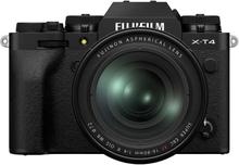 Fujifilm X-T4 + 16-80/4,0 Svart, Fujifilm