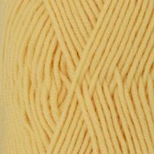 Drops Merino Extra Fine Garn Unicolor 24 Ljusgul