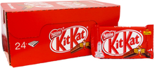 Hel Låda KitKat 24 x 41,5g - 35% rabatt