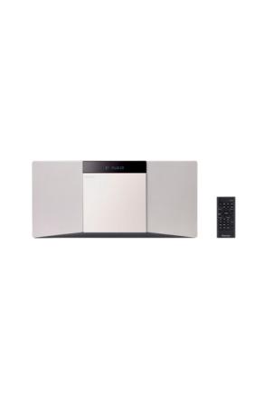 Væghængt CD-stereoafspiller Bluetooth X-SMC02-W