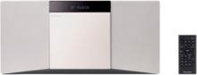 Vegghengt CD-stereo Bluetooth X-SMC02-W