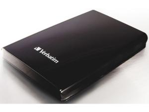 Harddisk VERBATIM 2.5 USB3 500GB sort