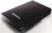 Harddisk VERBATIM 2.5 USB3 500GB sort