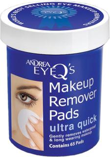 Andrea Eye Q Ultra Quick Blå 65st