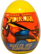 Spindelmannen Överraskningsägg - 37% rabatt