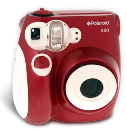 Polaroid 300 Rød