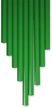 3Doodler ABS muovi - Vihreä