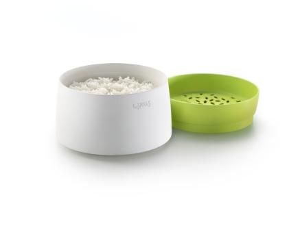 Riisikeitin mikroon