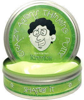 Thinking Putty Glow In The Dark Krypton