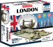 4D Citypalapeli Lontoo