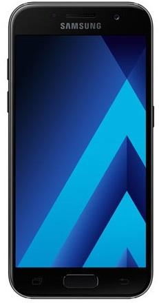 SAMSUNG Galaxy A3 (2017) Black