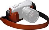 Fujifilm X-E1/X-E2 Premium Half Case Brown (BLC-XE