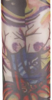 Tattoo Sleeves Mønster i farger