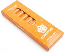 CoolStuff Alkaline Paristot AA 10 kpl/pakkaus