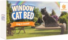 Kissanpeti Ikkunaan