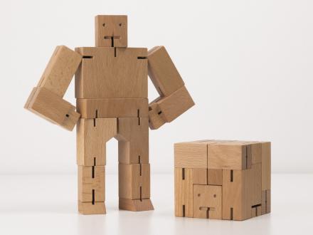 Areaware Cubebot Medium
