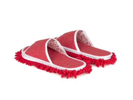 Siivoustohvelit Punainen (37-41)