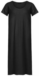 Edblad Klänning Basic, svart (Storlek: Small)