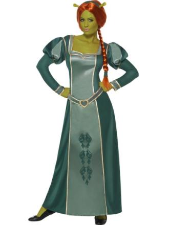 Prinsessa Fiona Naamiaisasu Large