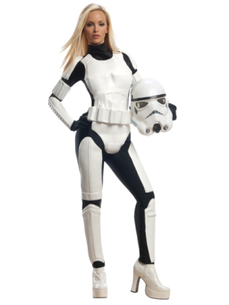 Stromtrooper Naamiaisasu Naiset Large