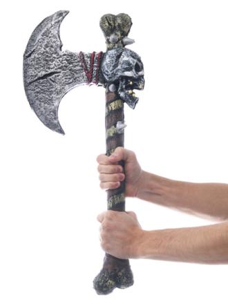 Skull Axe Weapon