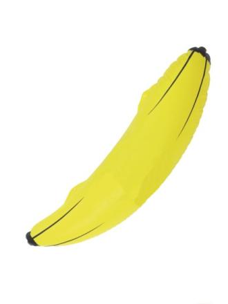 Puhallettava Banaani