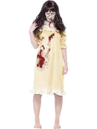 Zombie Manaaja Naamiaisasu Medium