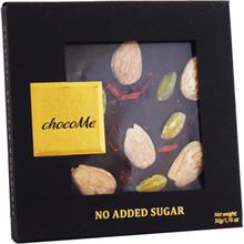 Mörk Choklad Pistagenötter, Mandlar & Chili - 32% rabatt