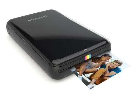Polaroid ZIP Instant valokuvatulostin musta