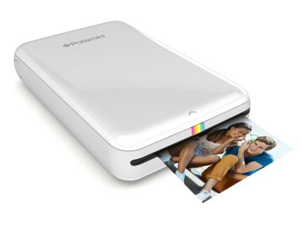 Polaroid ZIP Instant valokuvatulostin valkoinen