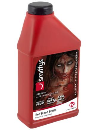 R�dt Blod P� Flaske 473 ML