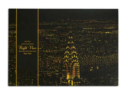 Scratch Night View New York - Coolstuff