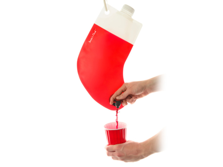 Santas Bag-In-Sock