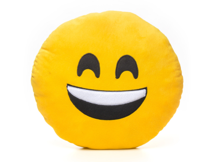 Smiley-Puder 7 - Laughing