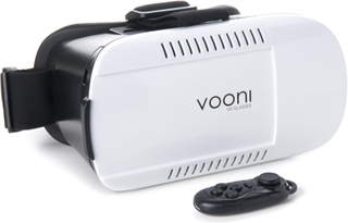 Vooni VR Box Headset med Fjernkontroll