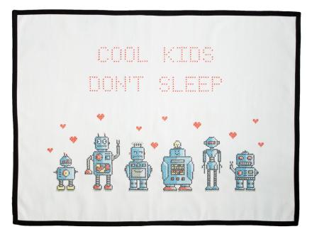Broderisett Cool Kids