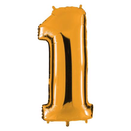 Numeroilmapallo Kulta 1