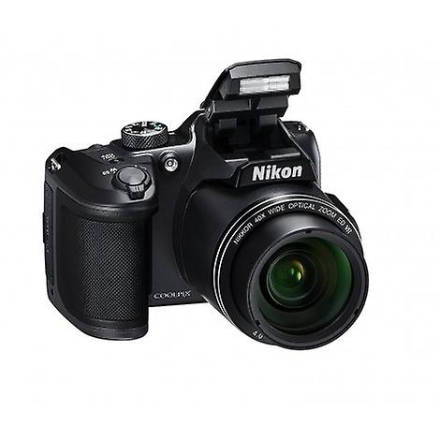 Nikon Avkjøle Kompakt digitalkamera 16 megapiksler, Zoom, B500 40 x...