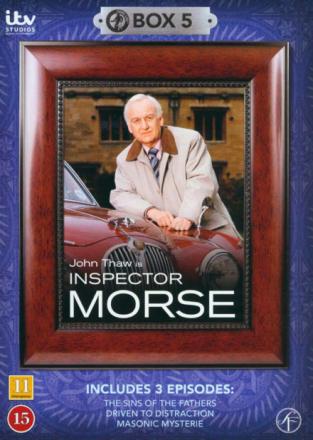 Inspector Morse Box 5: Episodes 13-15 (2-disc) - DVD