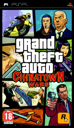 Grand Theft Auto: Chinatown Wars (GTA) /PSP