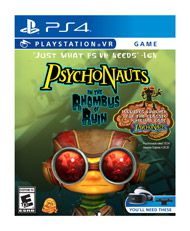 Psychonauts In The Rhombus Of Ruin (VR) /PlayStation 4