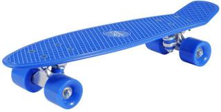Skateboard Retro style Blå